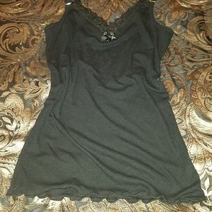 Betsy Johnson sleep tank (like new!)